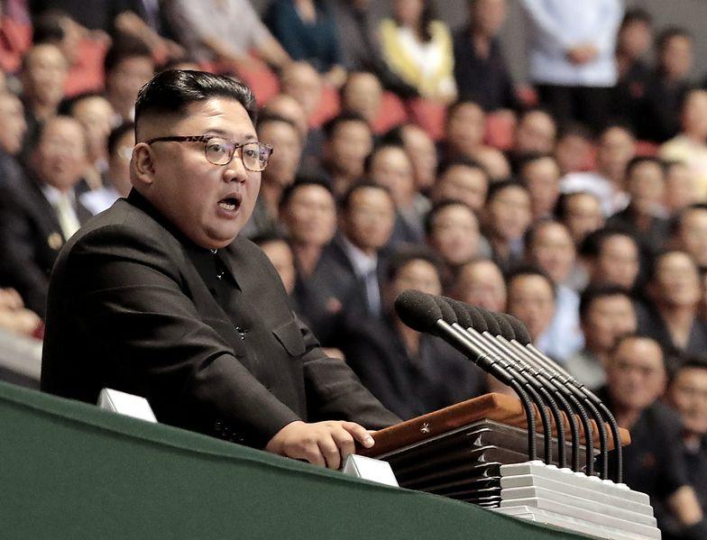 """Publiczna egzekucja w Korei Północnej. """"Kim Dzong Un wpadł w szał"""""""