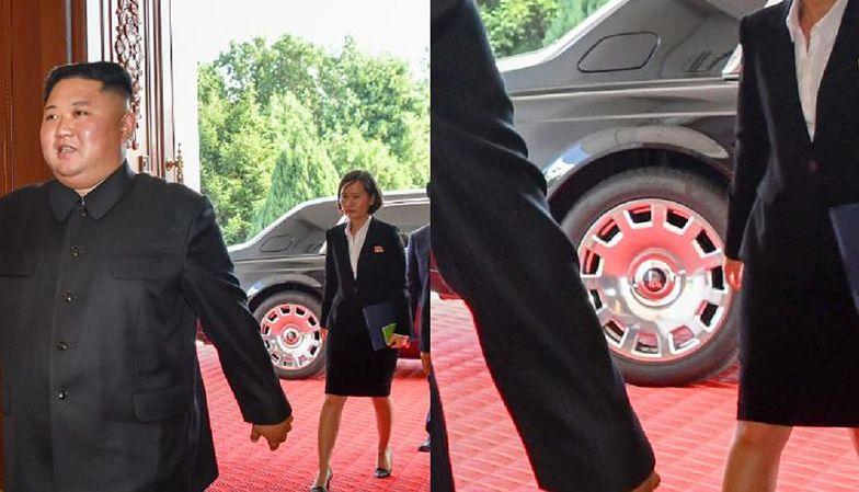 Kim Dzong Un sprawił sobie luksusowego Roll-Royce'a