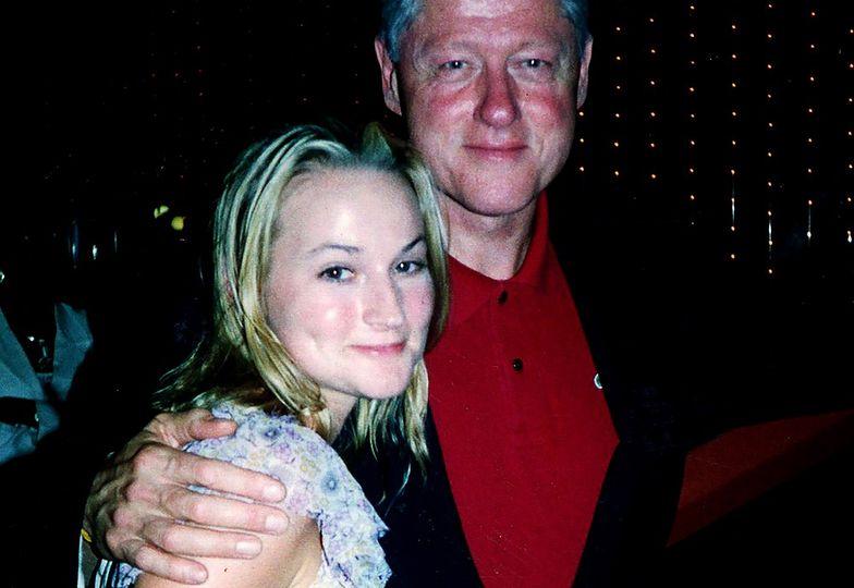 Bill Clinton na pokładzie niesławnego Lolita Express. Hillary będzie wściekła