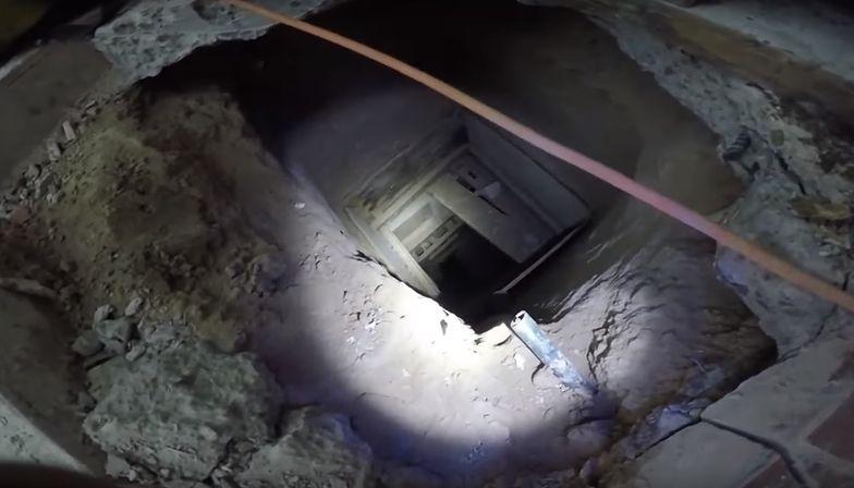 Amerykanie odkryli tunel z Meksyku do KFC. Służył do przemytu narkotyków