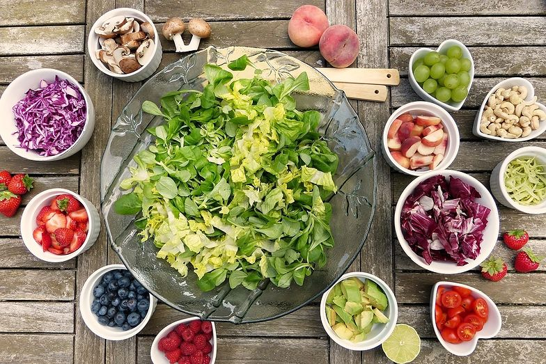 Zdrowa dieta w walce z problemami żołądkowymi