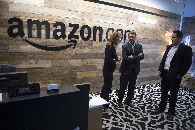 Amerykański koncern Amazon przymierza się do przejęcia sieci Carrefour.