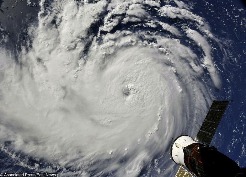 Huragan Florence coraz bliżej Stanów Zjednoczonych