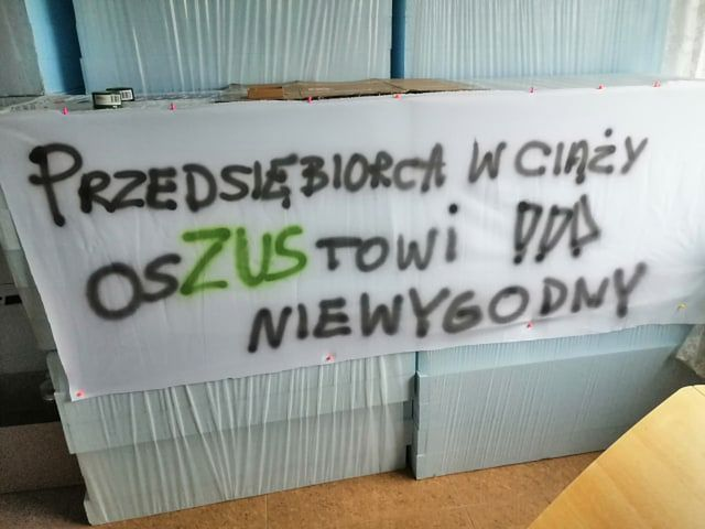 W środę w kilkunastu miastach w Polsce przed oddziałami ZUS-u miały pojawić się kobiety, które prowadzą firmy i którym – jak twierdzą – Zakład niesłusznie zabrał zasiłki macierzyńskie.
