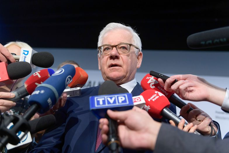 """""""Za"""" Rosją miał głosować m.in. szef MSZ Jacek Czaputowicz"""