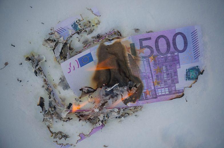 Niemiec pozwał przyjaciela za spalenie pół miliona euro.