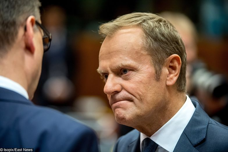 Od 2014 roku przewodniczącym Rady Europejskiej jest Donald Tusk