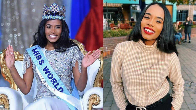 Miss World 2019 wybrana! Wygrała 23-letnia absolwentka psychologii z Jamajki (ZDJĘCIA)