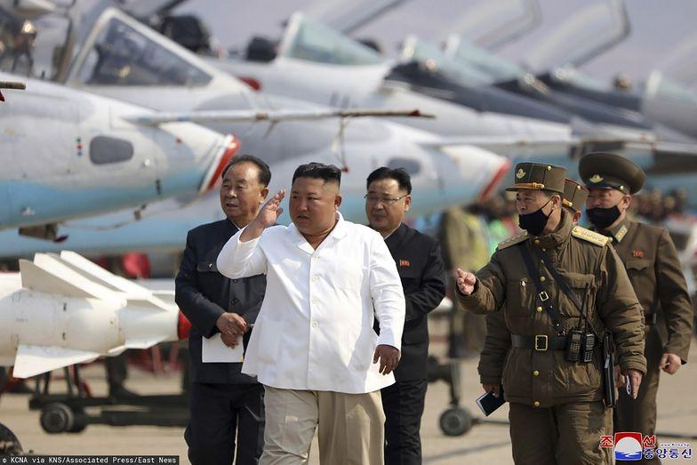 Korea Północna. W kierunku Morza Japońskiego wystrzelono rakiety