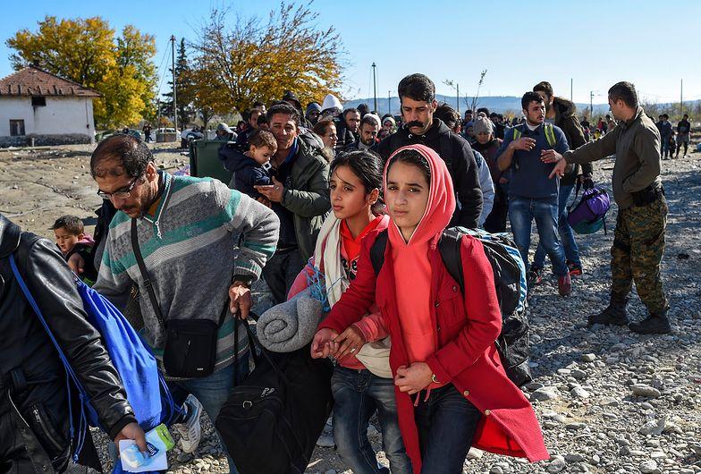 Prezydent Libanu: Europę zaleje milionowa fala imigrantów