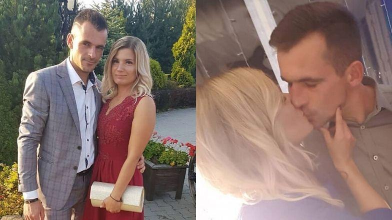 """Adrian i Ilona byli uczestnikami 6. edycji programu """"Rolnik szuka żony""""."""