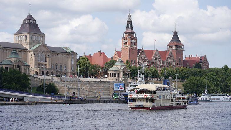 Niemcy z byłego NRD chcą stworzyć ze Szczecina stolicę przygranicznej aglomeracji