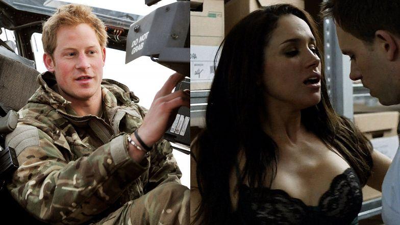 """Brytyjczycy komentują """"odejście"""" Sussexów: """"Ciekawe, czy Meghan Markle wróci do aktorstwa, a książę Harry zostanie pilotem…"""""""