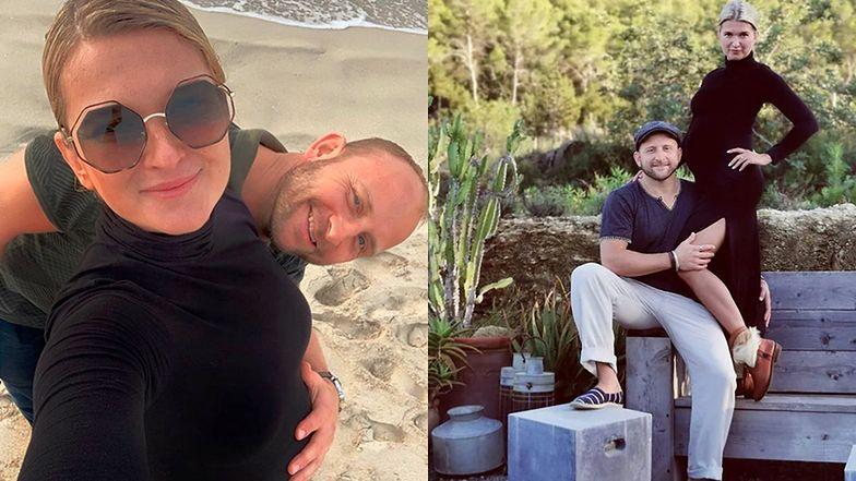 Borys Szyc i Justyna Nagłowska spodziewają się dziecka. Znamy płeć i imię