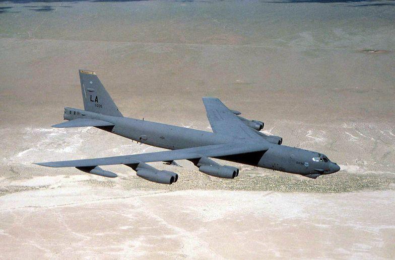 Afganistan. Talibowie twierdzą, że zestrzelili amerykański bombowiec B-52