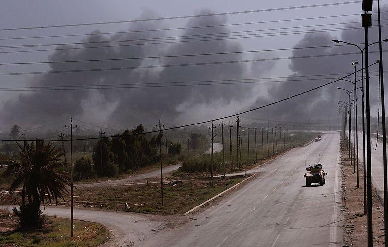 Napięcia w Iraku. Odwetowy atak Amerykanów na bojówki wspierane przez Iran