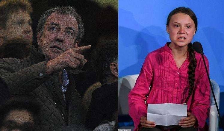 """Jeremy Clarkson znów uderza w Gretę Thunberg: """"Jest SZALONA I NIEBEZPIECZNA"""""""