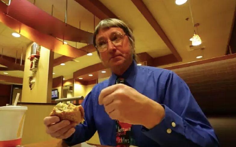 Zjadł 30 tysięcy Big Mac'ów. Don Gorske żywi się tylko przysmakiem z McDonald's