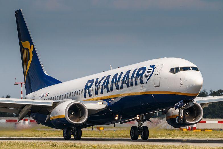 Ryanair surowo ukarany. Ogromne odszkodowanie dla 11-latki za lot do Krakowa