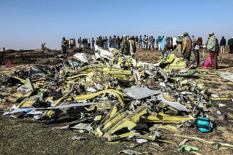 Katastrofa w Etiopii. Szef Boeinga przyznał, że zawinił system
