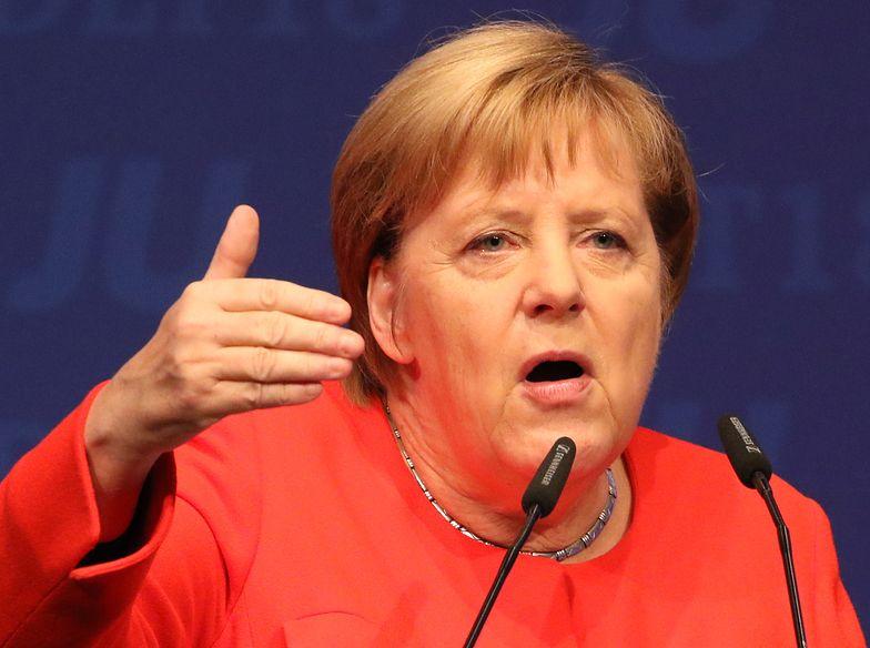 Angela Merkel złożyła samokrytykę