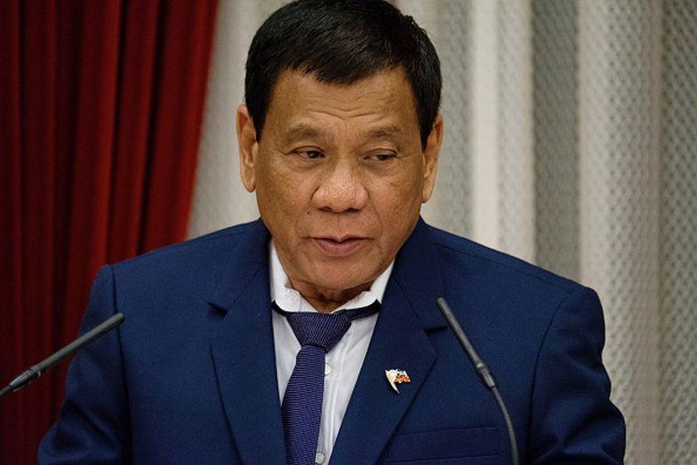 Prezydent Filipin zezwolił policji na strzelanie do uczestników strajków