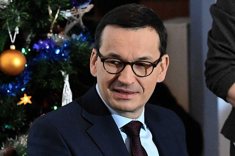 Nowy Rok. Mateusz Morawiecki składa życzenia na 2020 r.