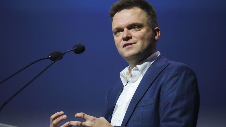 """Szymon Hołownia WYSTARTUJE w wyborach prezydenckich! """"My naprawdę idziemy wygrać"""""""