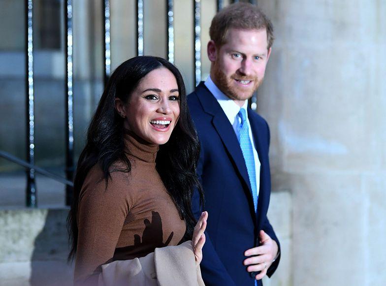 Meghan i Harry chcą się uniezależnić finansowo od rodziny królewskiej