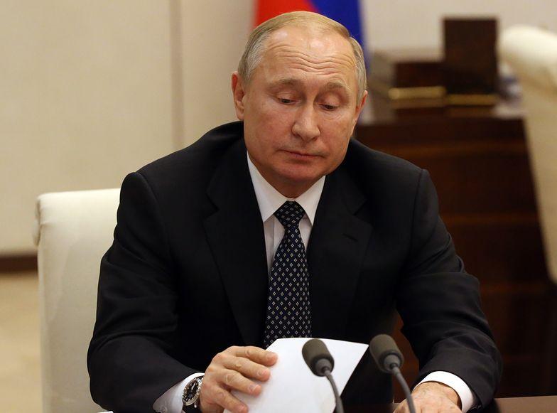 Rosja testuje nową broń w Arktyce. Wyciekły informacje