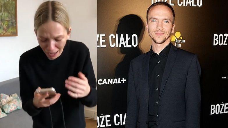 """Oscary 2020. Siostra Jana Komasy chwali się reakcją na wieść o sukcesie reżysera """"To ja, próbująca porozmawiać z moim bratem przez telefon"""""""