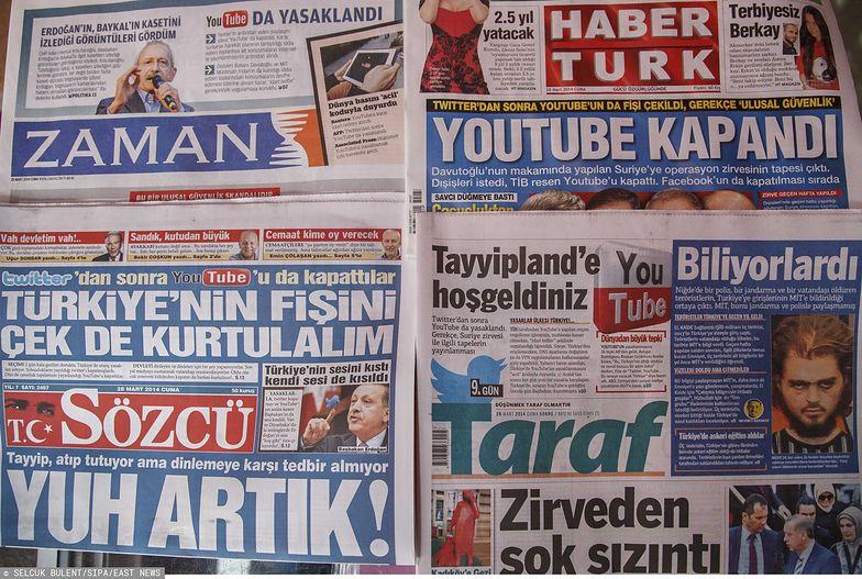 Turcja: dziennikarze opozycyjnej gazety skazani za terroryzm