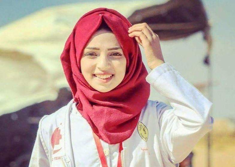 Izraelczycy zabili młodą pielęgniarkę. Próbowała dotrzeć do rannego w Strefie Gazy