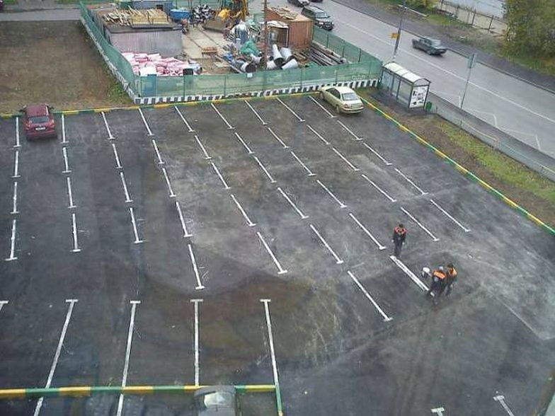 Parkuj, jak chcesz