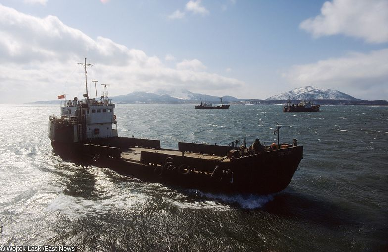 Kartele narkotykowe bardzo chętnie korzystają ze statków