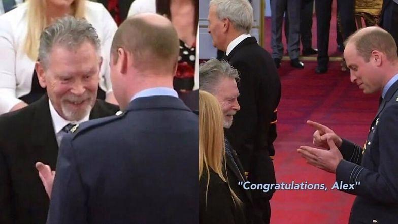Książę William wraca do obowiązków, prezentując światu znajomość języka migowego. Imponujące?