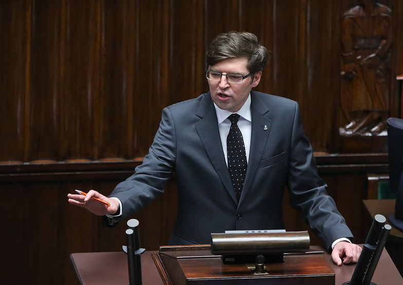 Tomasz Jaskóła jest posłem VIII kadencji Sejmu