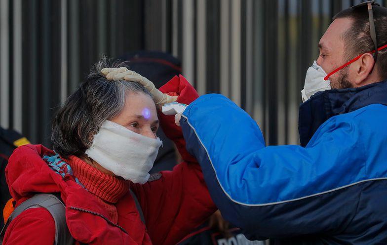Koronawirus. Rosja opublikowała listę 23 kluczowych produktów