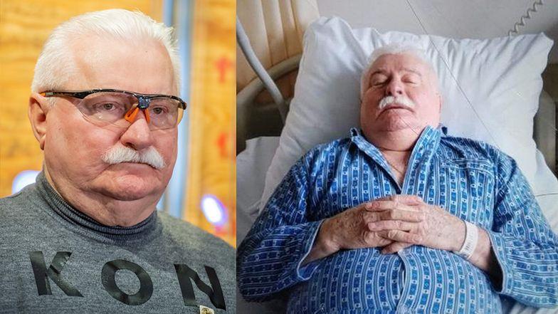 """Lech Wałęsa przewiduje własną śmierć: """"Daję sobie jeszcze PIĘĆ LAT ŻYCIA"""""""