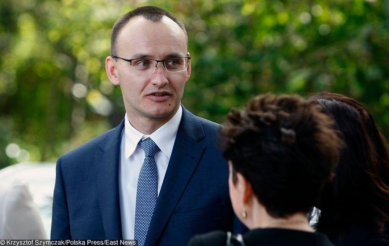 Mikołaj Pawlak kandydatem PiS na RPD