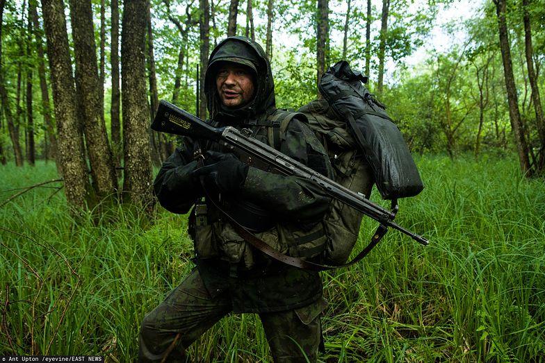 Litewscy żołnierze zakamuflowali się tak dobrze, że uznano ich za zaginionych
