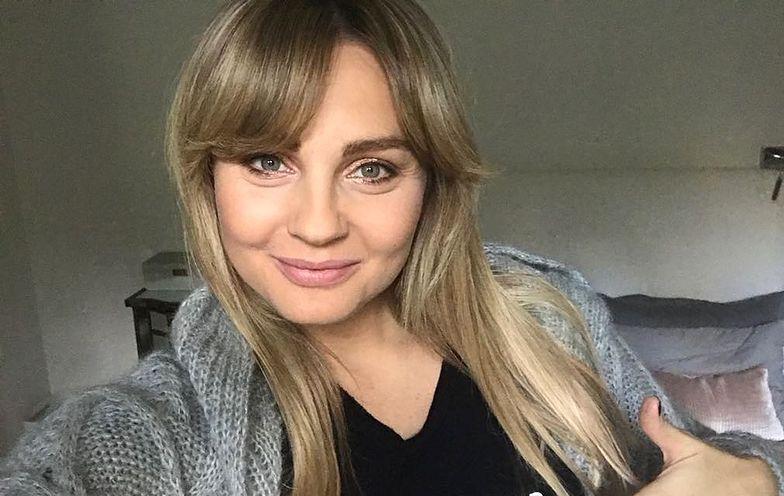 Małgorzata Socha zachęca do udziału w wyborach do europarlamentu.