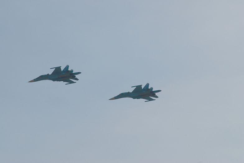 Rosja przeprowadziła naloty. Nieoficjalnie: nie żyje 13 żołnierzy