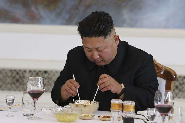 Maybach Kim Dzong Una łamie sankcje nałożone na Koreę Północną