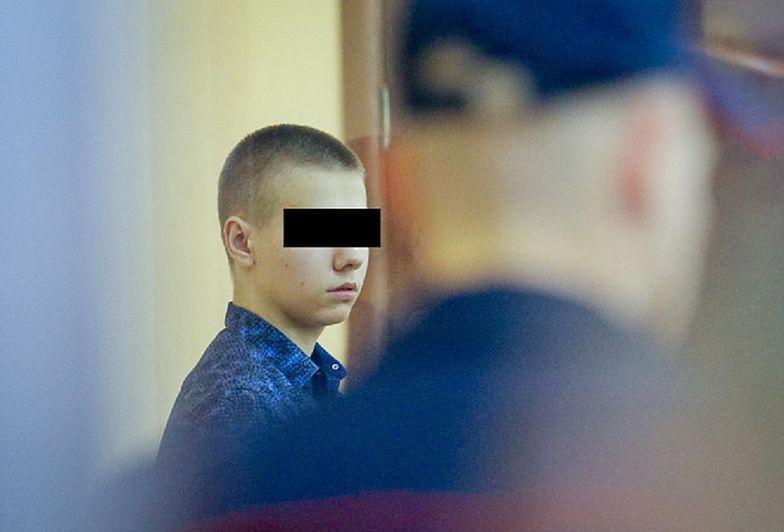 Mińsk. 16-latek skazany za morderstwo w szkole