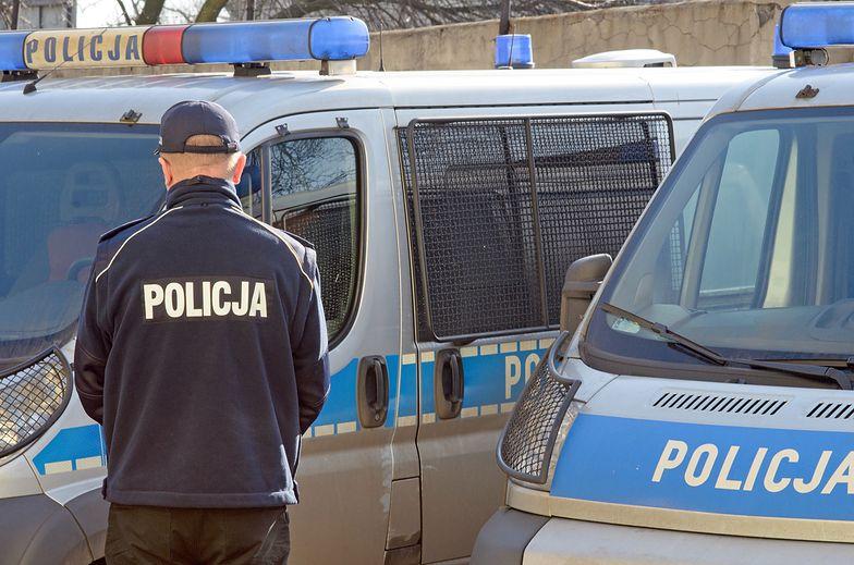 Policjant z Kuźni Raciborskiej