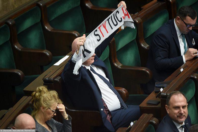 Sejm. Posłowie opozycji chcą odrzucenia projektu