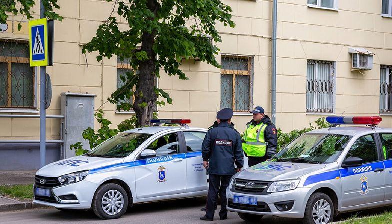Policjant z Moskwy został zaatakowany kotem przez pijanego 59-latka.