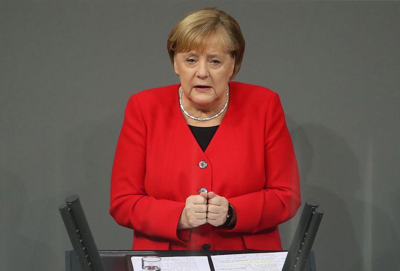 Kanclerz Niemiec Angela Merkel (zdj. arch.)