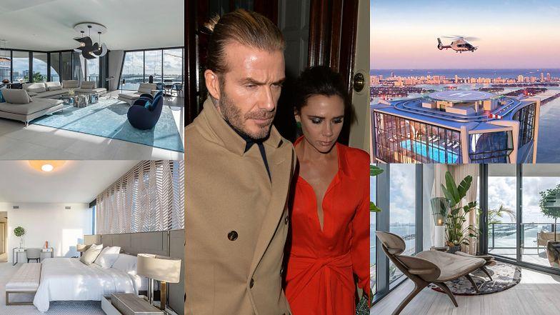 Bajońsko drogie mieszkanie Beckhamów
